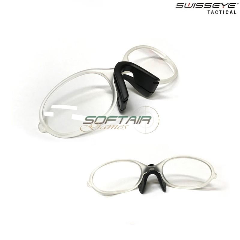 l'atteggiamento migliore fd602 e2ec2 Adattatore Lenti A Clip Per Raptor/nighthawk Occhiali Swiss Eye®