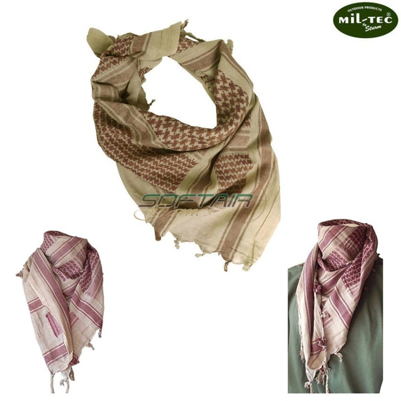 SCARF SHEMAGH COYOTE BROWN MIL-TEC (12615000) 62b5c3d525c
