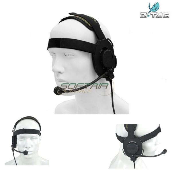 Bowman Evo Iii Headset Black Z-tactical (z029-bk)