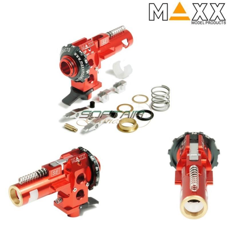 ALUMINUM CNC HOP UP CHAMBER SE PRO FOR M4/M16 AEG MAXX (MX-HOP002PRO)