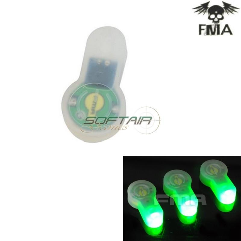 S-LITE SINGLE REPLACE LED UNIT GREEN FMA (FMA-TB950-GR) on
