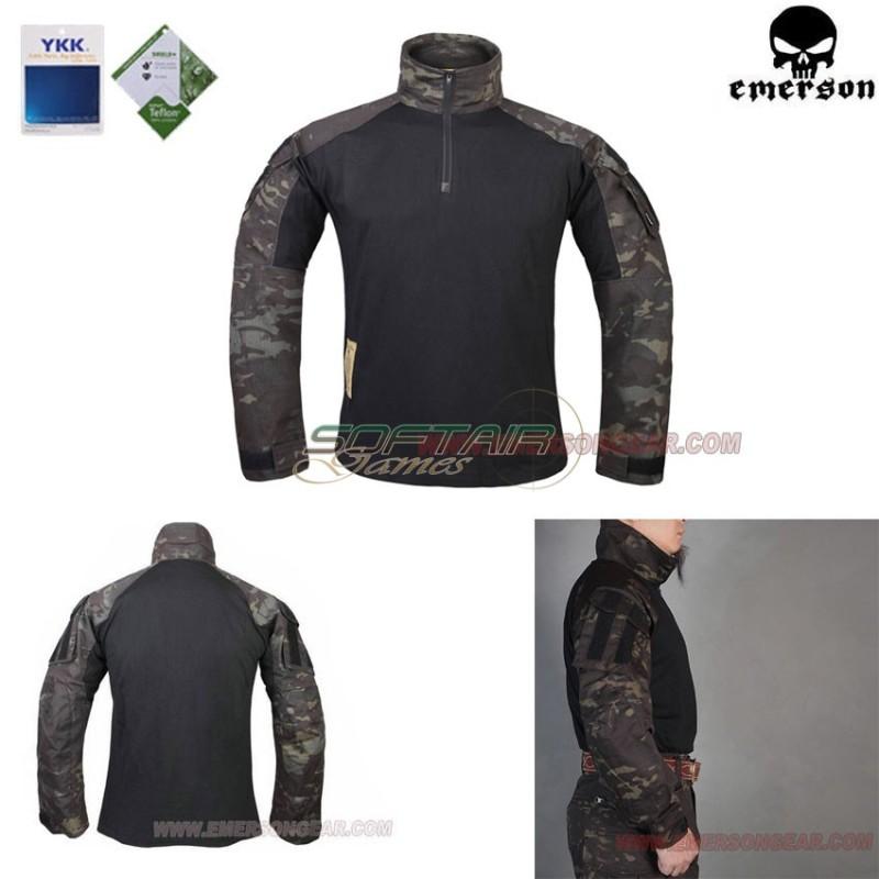 be808862 g3 tactical combat shirt multicam tropic emerson (em9280mctp)
