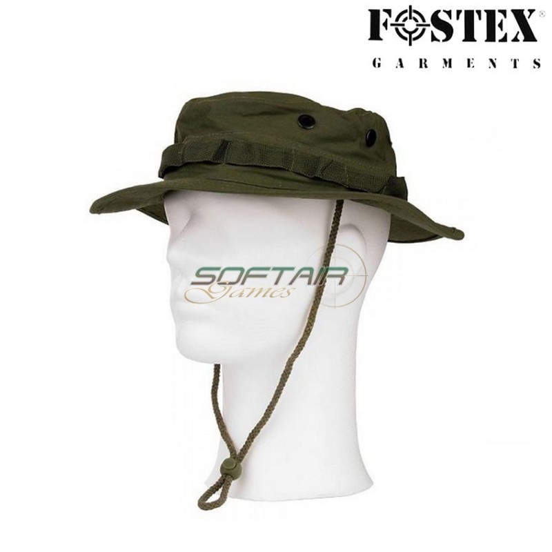 42b90b8b2a2 JUNGLE BONNIE HAT ATACS FG RIP-STOP FOSTEX (FX-213143-ATFG)