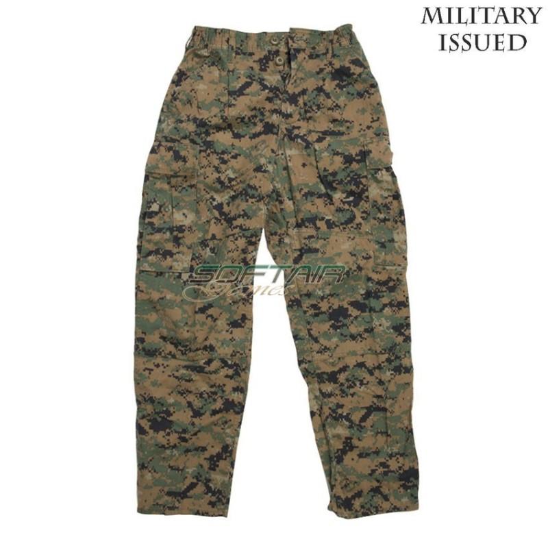 ultima reducere oferte grozave marca faimoasa Pantaloni Usmc Marpat W/l Military Issued (mi-91189670)