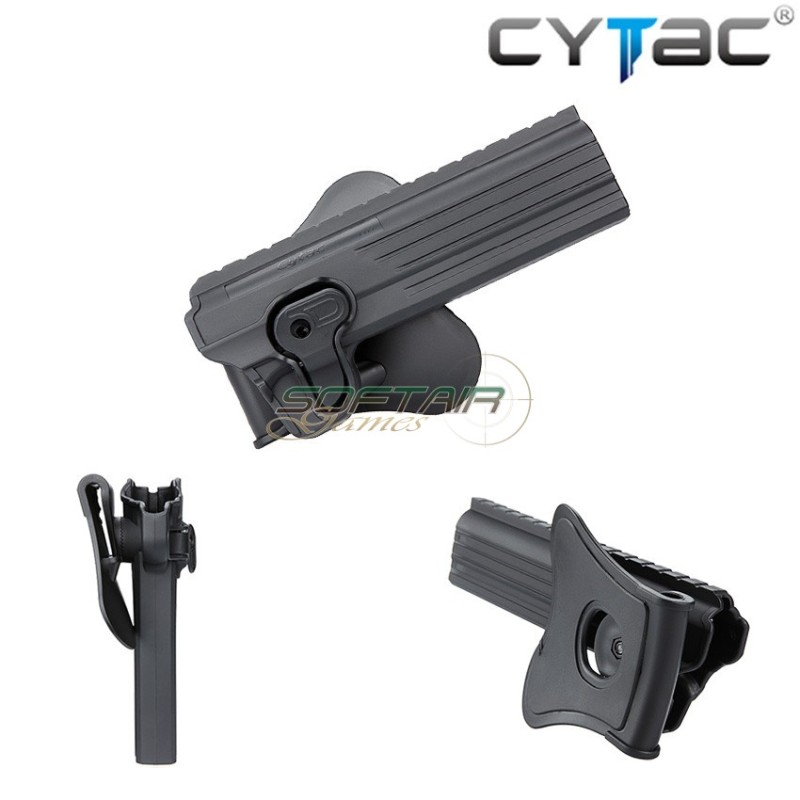 FAST DRAW HOLSTER FOR G19/23/32 CYTAC (CY-FG19)