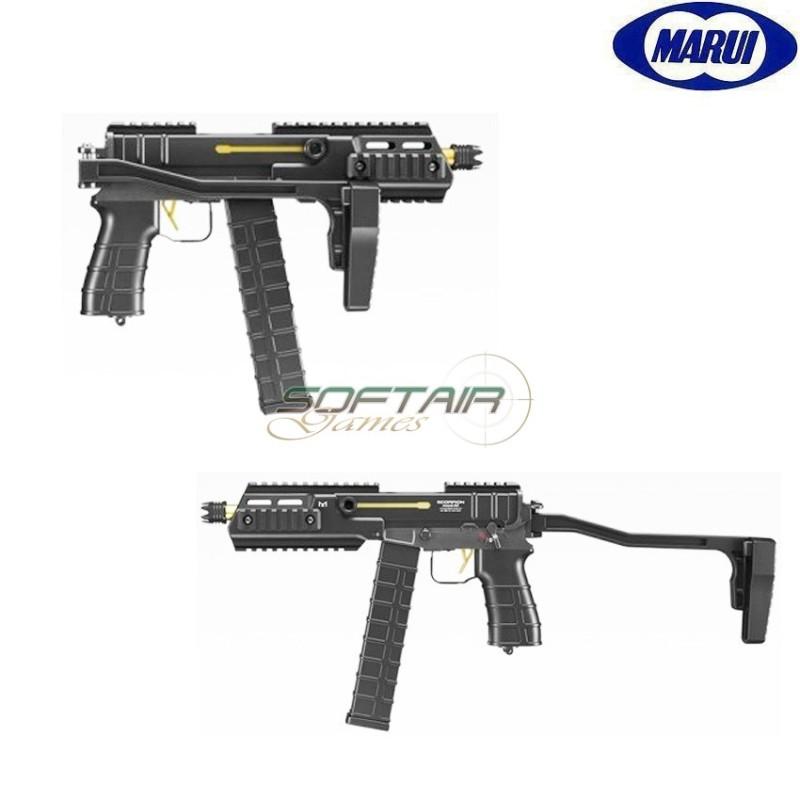 ELECTRIC SUBMACHINE GUN SCORPION EVO MOD M BLACK TOKYO MARUI (TM-17538