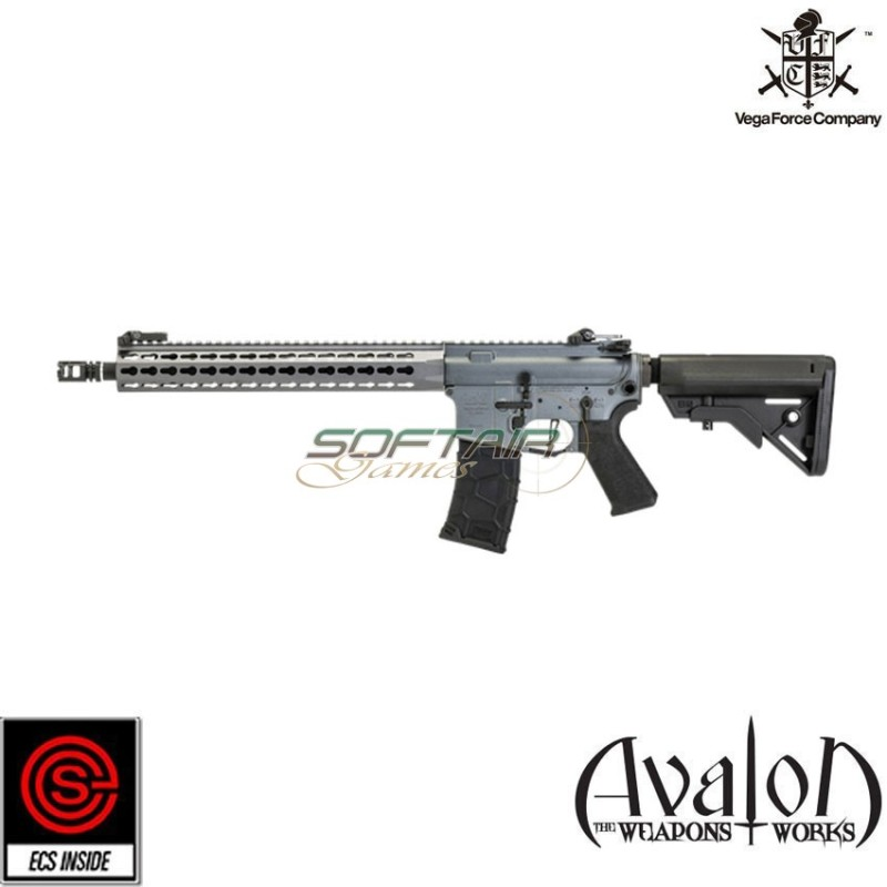 ELECTRIC RIFLE AVALON RAPIER DX URBAN GRAY VFC (AV1-M4RPRMGY81)
