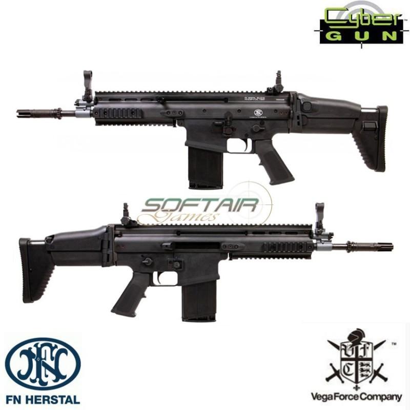 GAS RIFLE GBBR BLOWBACK SCAR H MK17 FN VFC CYBERGUN