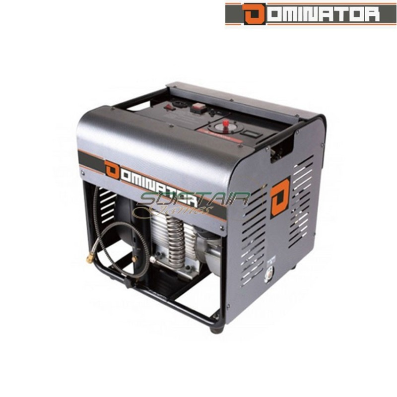 PROFESSIONAL AIR COMPRESSOR FOR HPA SYSTEMS DOMINATOR