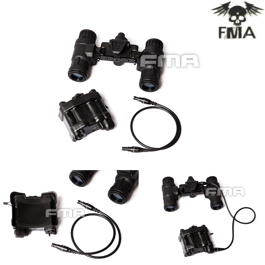 Black FMA AN-PVS-31 Dummy TB1284-A