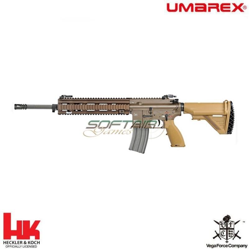 ELECTRIC RIFLE HK416 M27 IAR CARBINE FDE BRONZE VFC UMAREX
