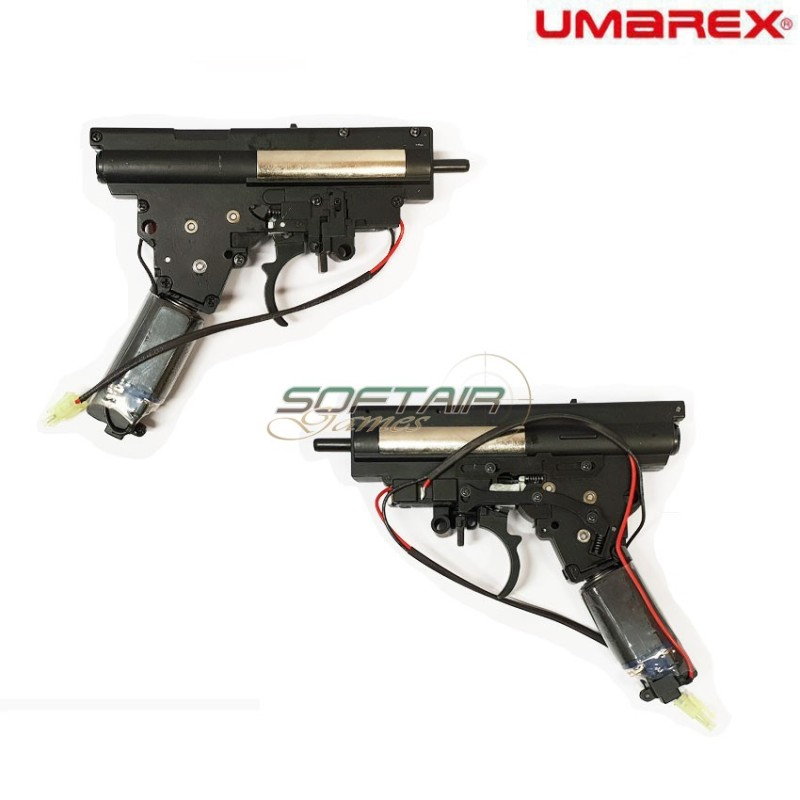 COMPLETE GEARBOX FOR G36 EBB BLOWBACK S&T/ARES UMAREX