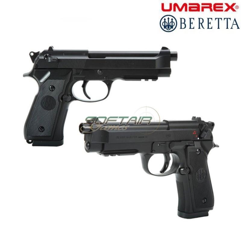 PISTOLA ELETTRICA BERETTA M9A1 FULL SET BLACK UMAREX (UM-5872)