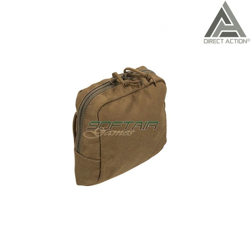 78f9c5e208 UTILITY SMALL POUCH COYOTE BROWN DIRECT ACTION® (DA-PO-UTSM-CD5-CBR)