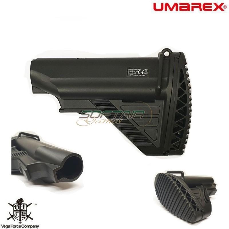 Stock Hk416 Aeg Black Vfc Umarex