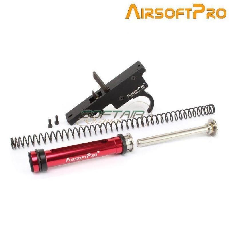 Airsoft Barrel Silencer Compensator Adapter For VSR-10 MB03 MB07 MB09-14mm