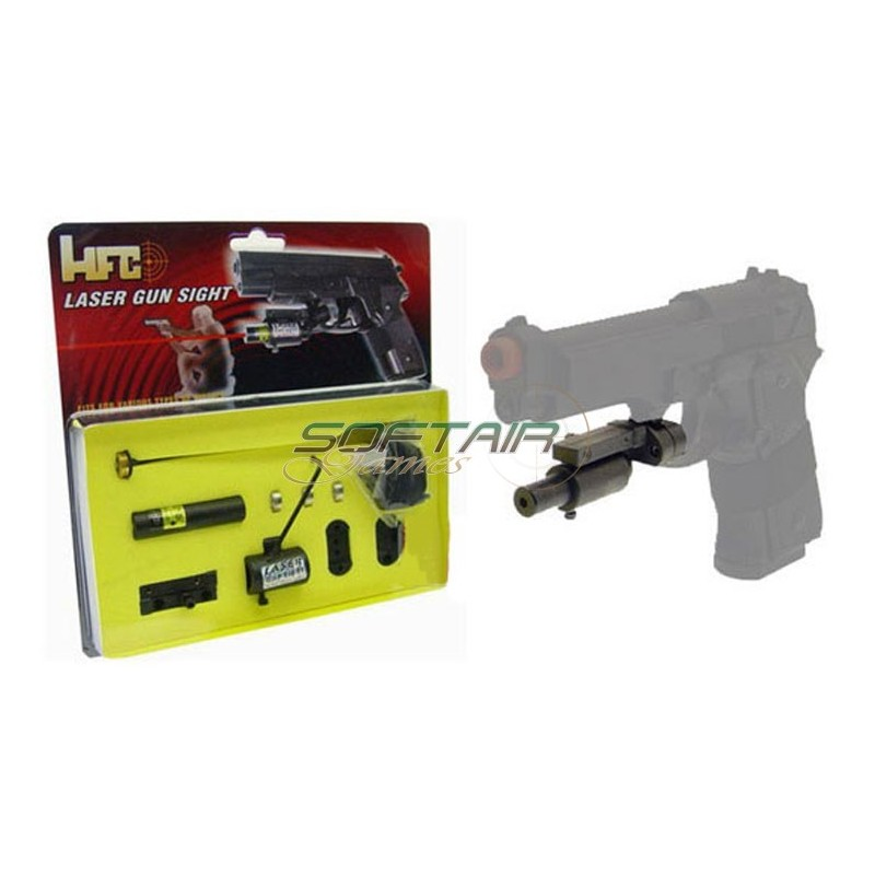 LASER GUN SIGHT FOR GUNS HFC (30702B)
