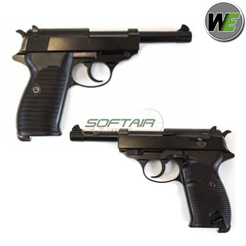 GAS PISTOL P38 WALTHER